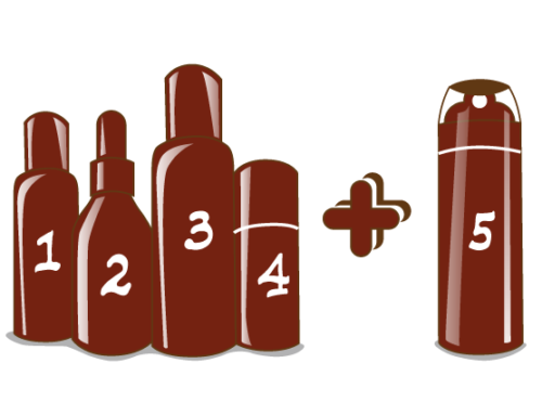 4 + 1
