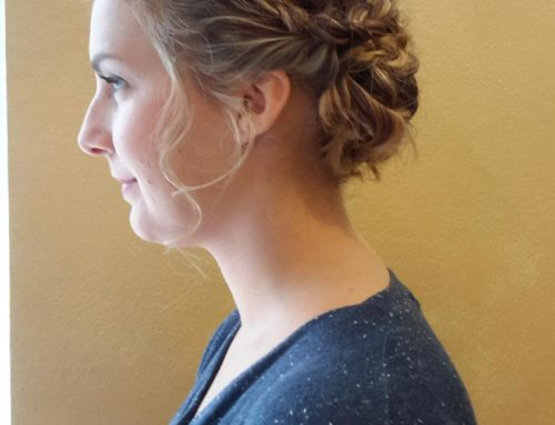 Brautfrisuren, Party oder Abiball … mit Make-Up
