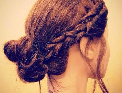 Romantisch bis in die Haarspitzen: In 5 Schritten zur Valentinstagsfrisur!