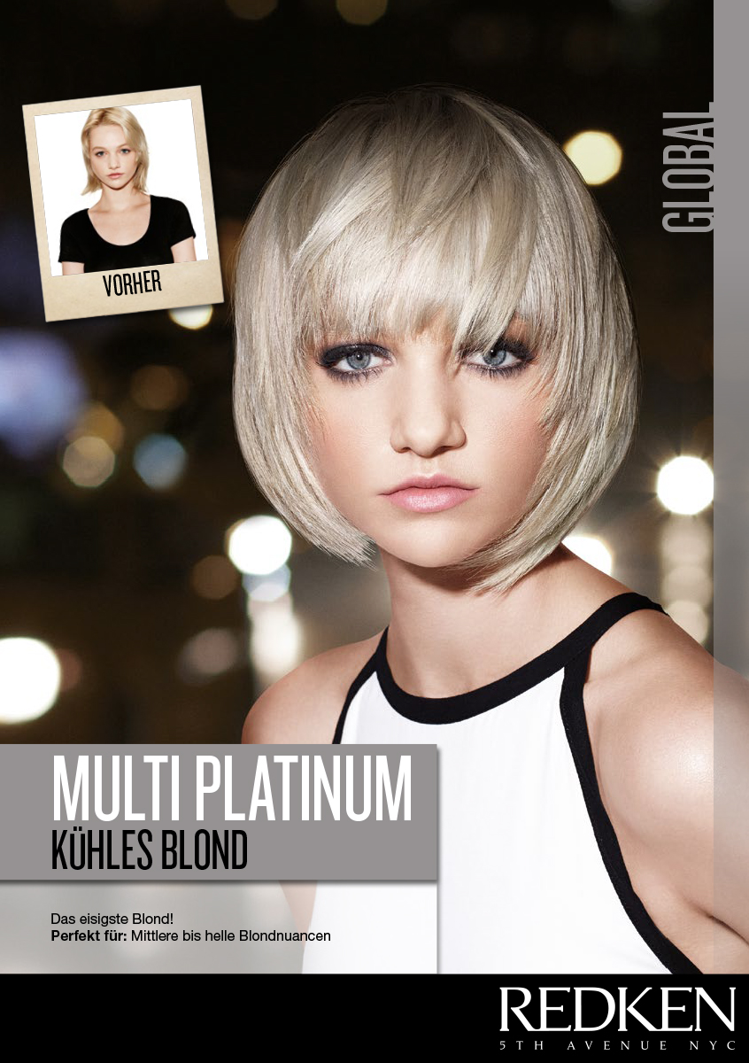 Headliners Redken Multi Platinum