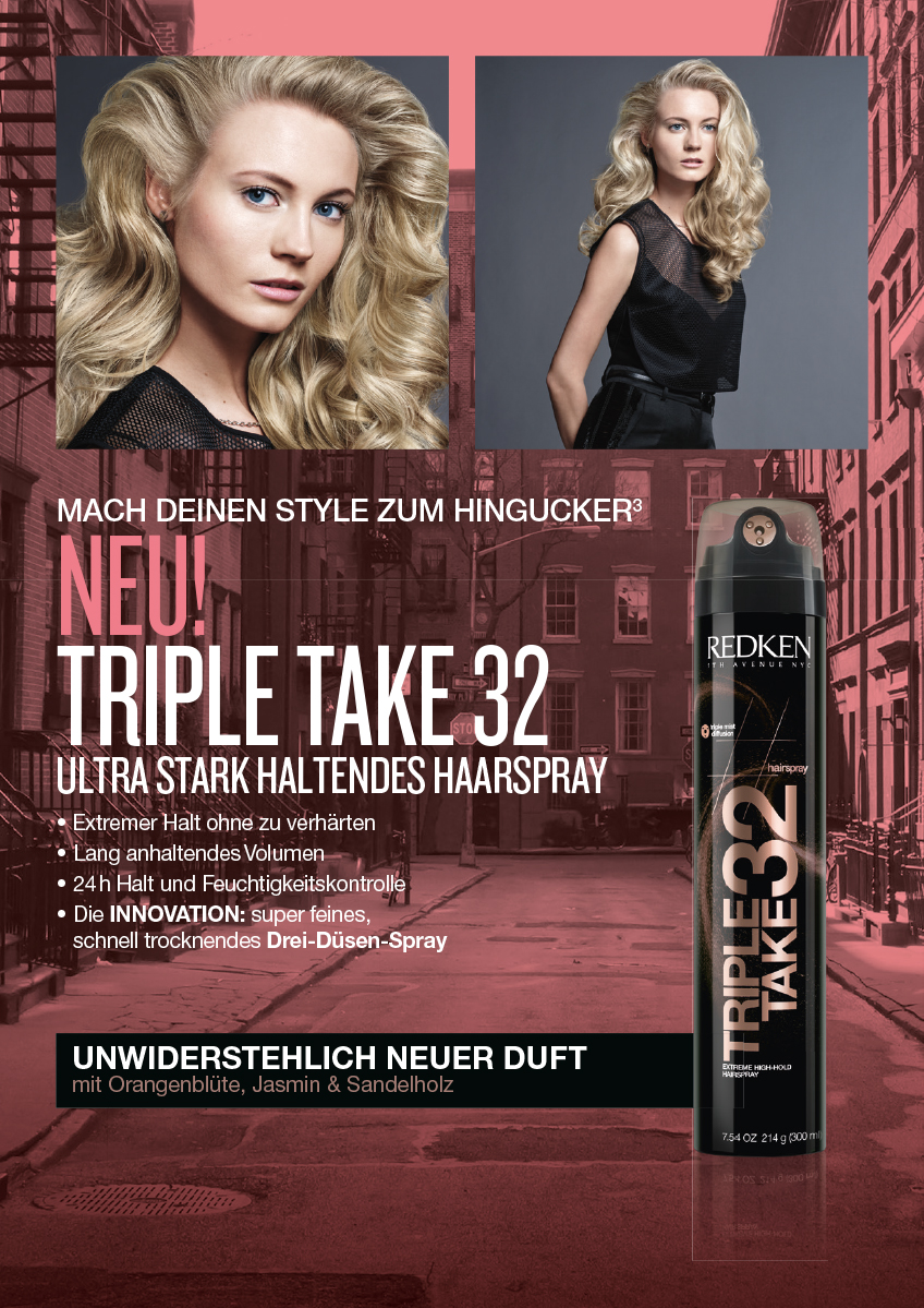 Headliners Redken Triple Take 32