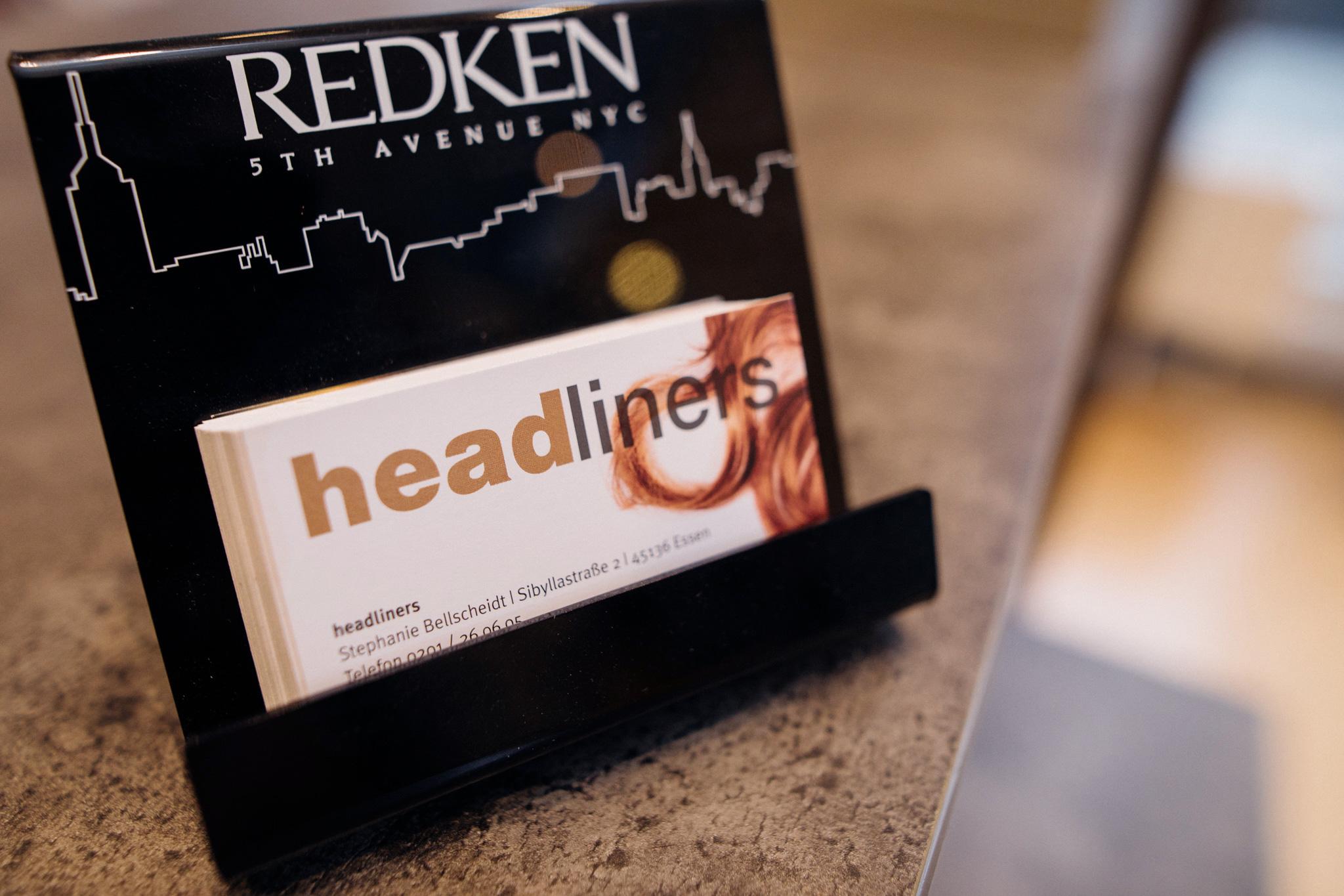 headliners Essen - Termin vereinbaren